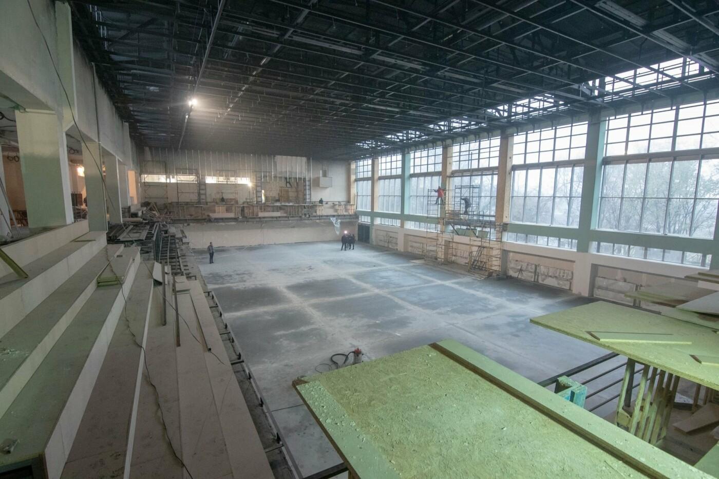 Обновленный Дворец тенниса в Каменском откроют уже в январе, фото-1