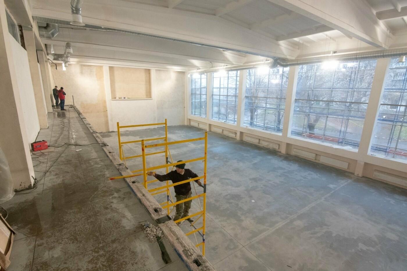 Обновленный Дворец тенниса в Каменском откроют уже в январе, фото-2