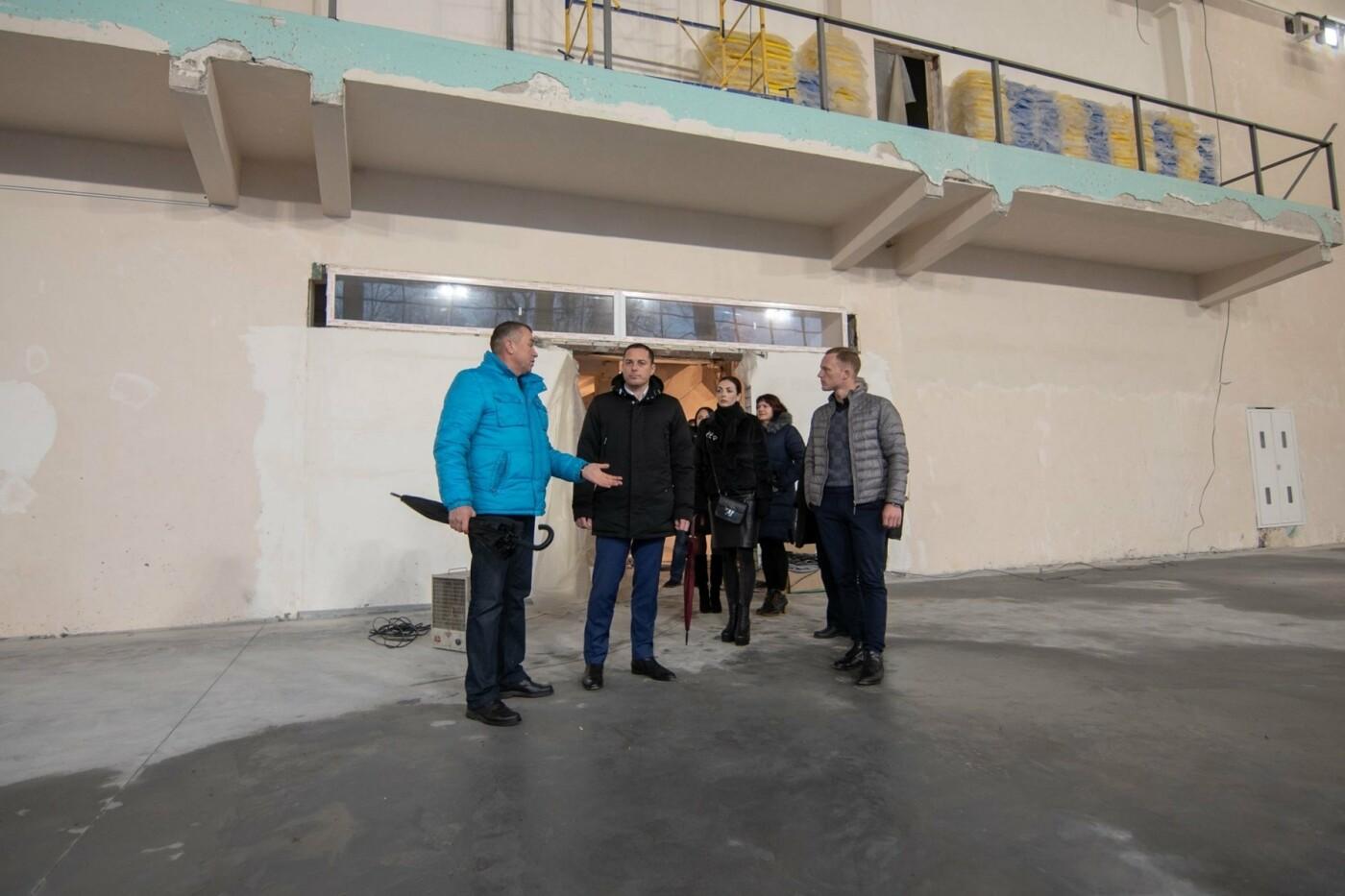 Обновленный Дворец тенниса в Каменском откроют уже в январе, фото-4