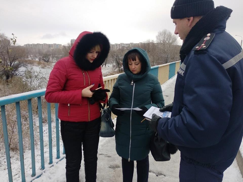 Спасатели Каменского провели профилактическое мероприятие, фото-3