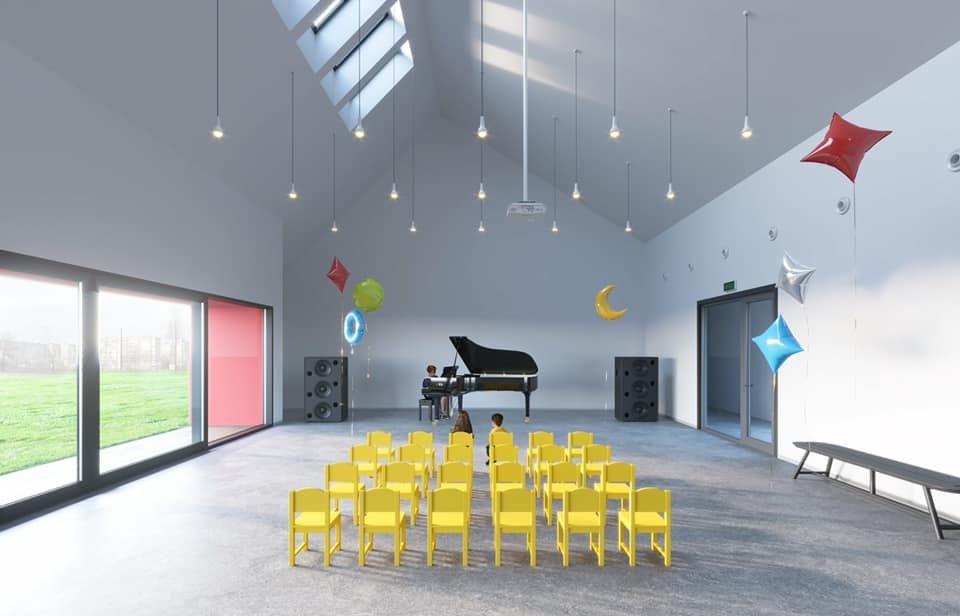 На левобережье Каменского планируют построить инклюзивный детский сад, фото-9