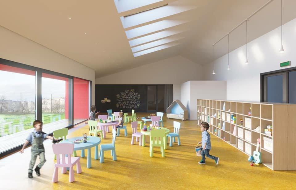 На левобережье Каменского планируют построить инклюзивный детский сад, фото-11