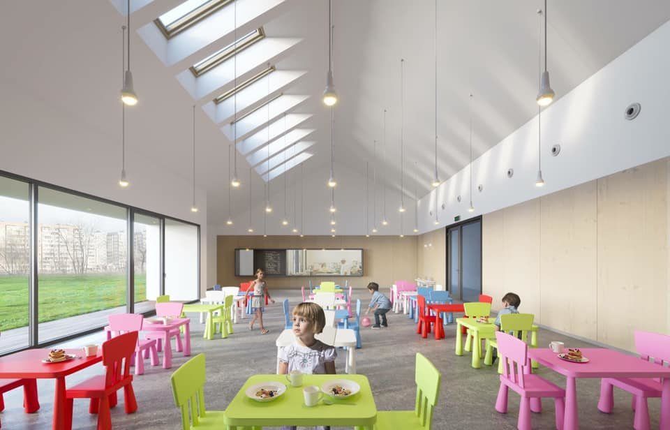 На левобережье Каменского планируют построить инклюзивный детский сад, фото-8