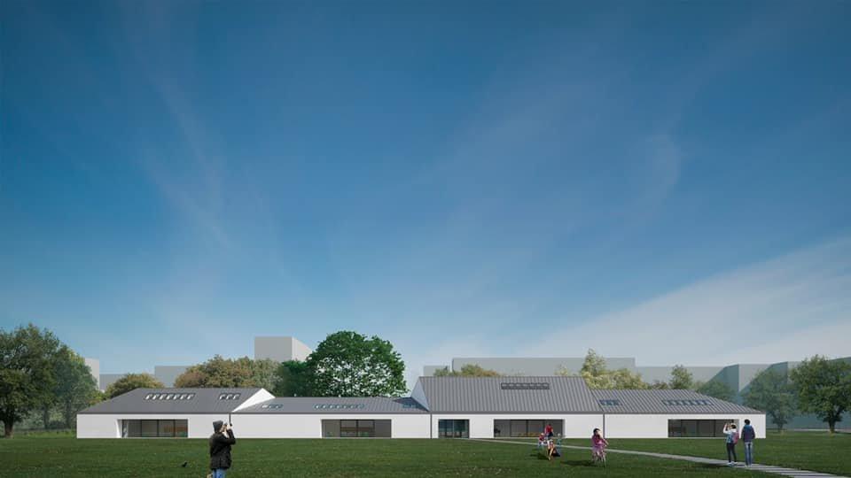 На левобережье Каменского планируют построить инклюзивный детский сад, фото-1