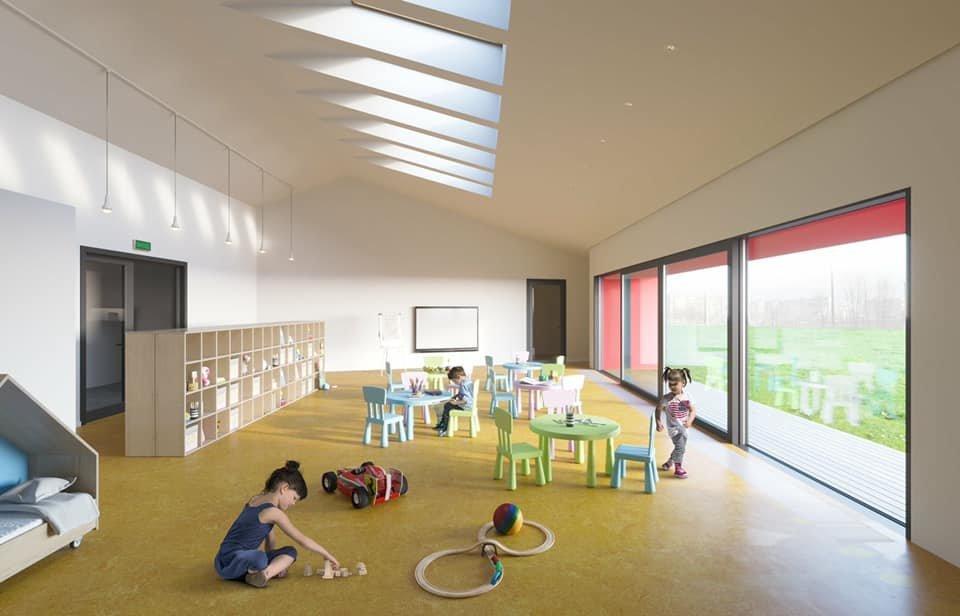 На левобережье Каменского планируют построить инклюзивный детский сад, фото-4