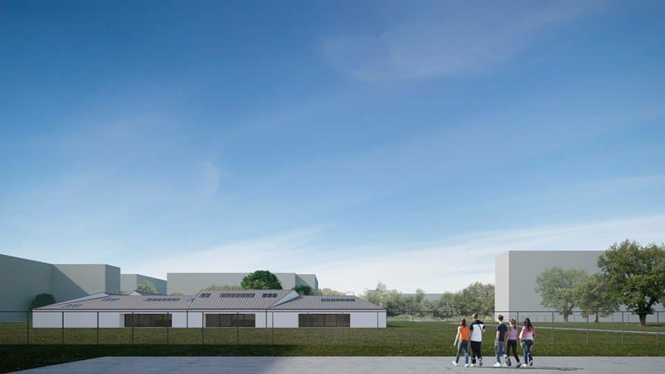 На левобережье Каменского планируют построить инклюзивный детский сад, фото-2