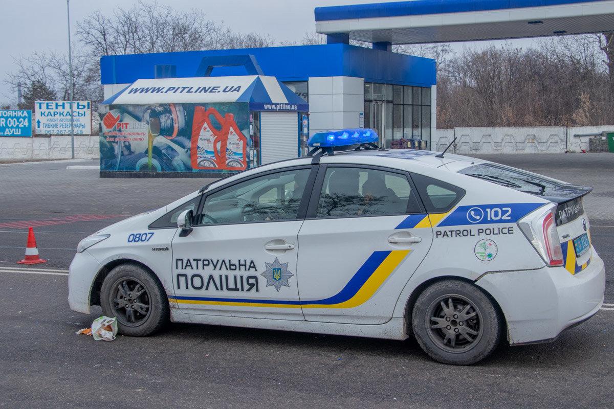 Под Каменским Opel сбил женщину на пешеходном переходе, фото-4