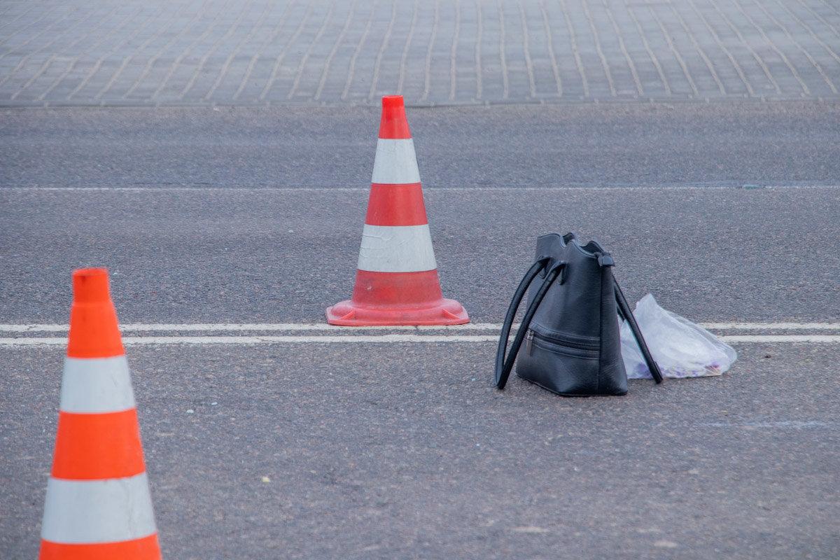 Под Каменским Opel сбил женщину на пешеходном переходе, фото-3