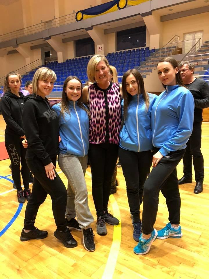 Каменские черлидеры завоевали комплект наград чемпионата Украины, фото-1