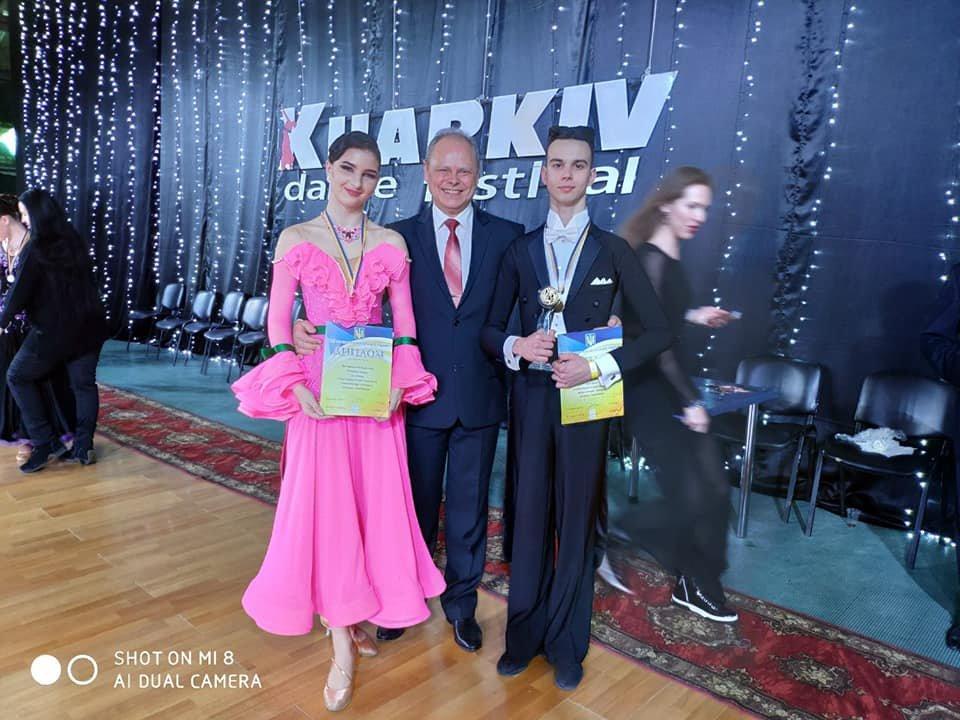 Танцоры достойно представили Каменское на национальном чемпионате, фото-2