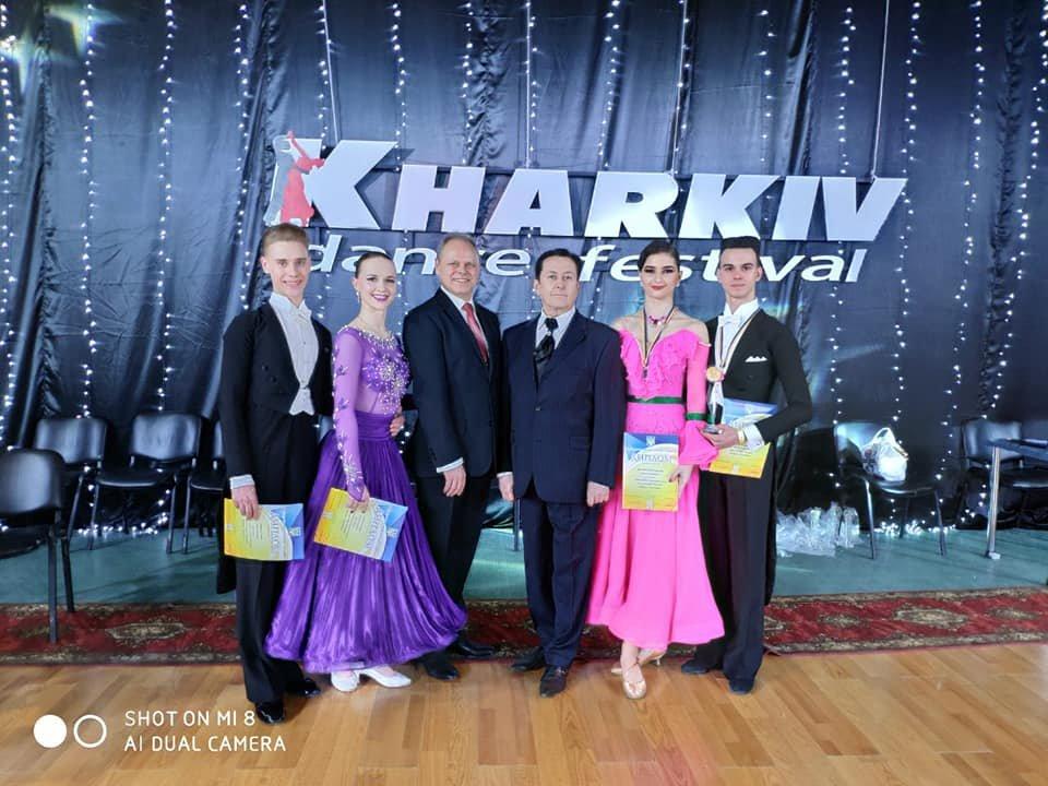 Танцоры достойно представили Каменское на национальном чемпионате, фото-3