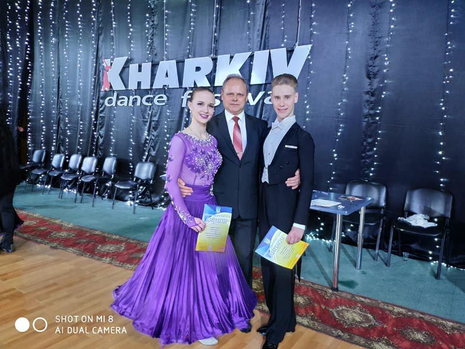 Танцоры достойно представили Каменское на национальном чемпионате, фото-4