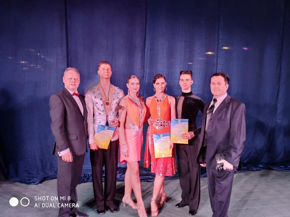 Танцоры достойно представили Каменское на национальном чемпионате, фото-5