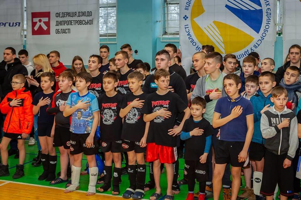 Бойцы ММА из Каменского стали призерами областного первенства, фото-1