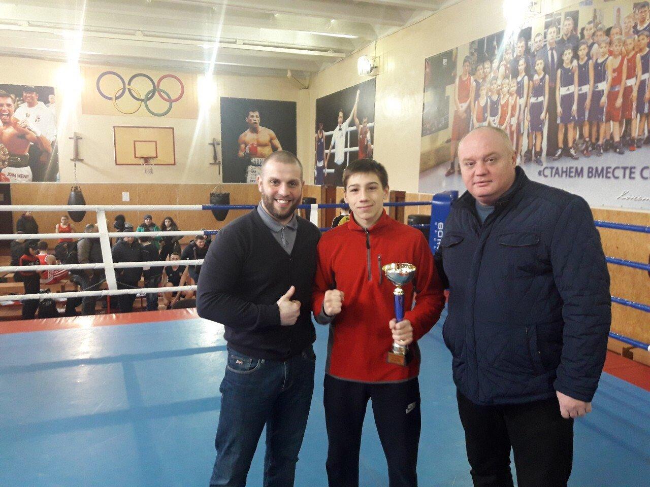 В Каменском состоялся боксерский турнир в честь воинов АТО, фото-1