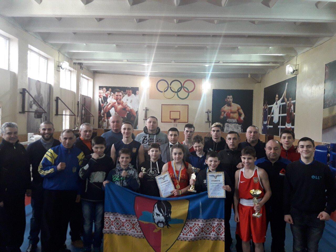В Каменском состоялся боксерский турнир в честь воинов АТО, фото-2