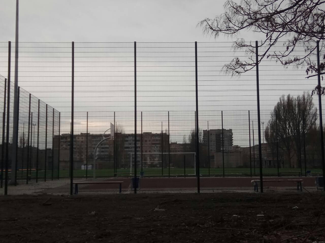 «Металлисты» добрались до нового стадиона на левобережье Каменского, фото-2