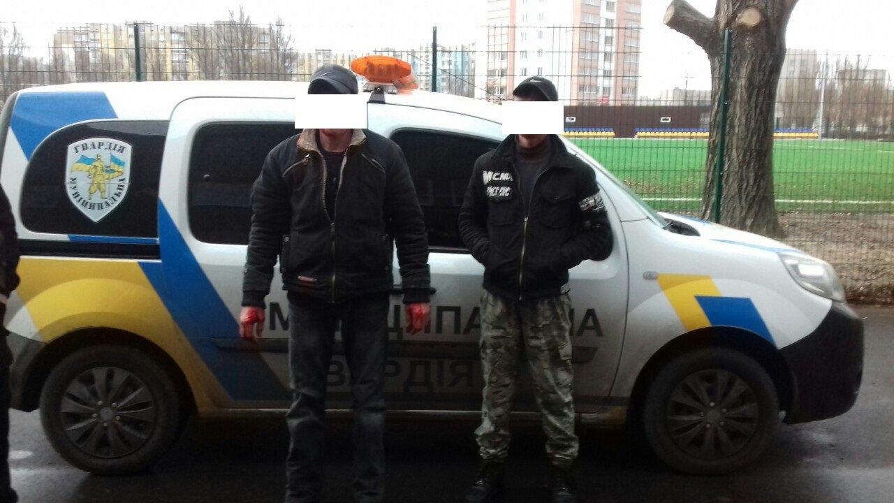 «Металлисты» добрались до нового стадиона на левобережье Каменского, фото-1
