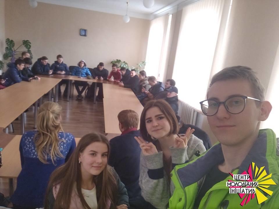 В Каменском провели презентации бюджета участия, фото-1