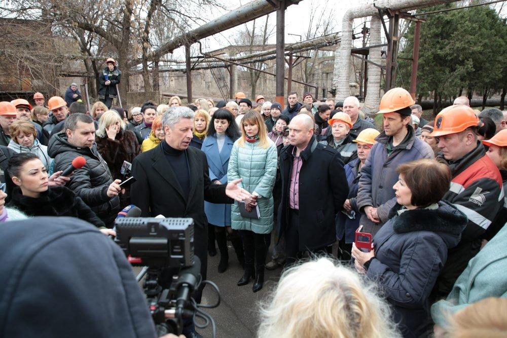 Юрий Бойко в Кривом Роге рассказал, как можно снизить цену на газ, фото-2