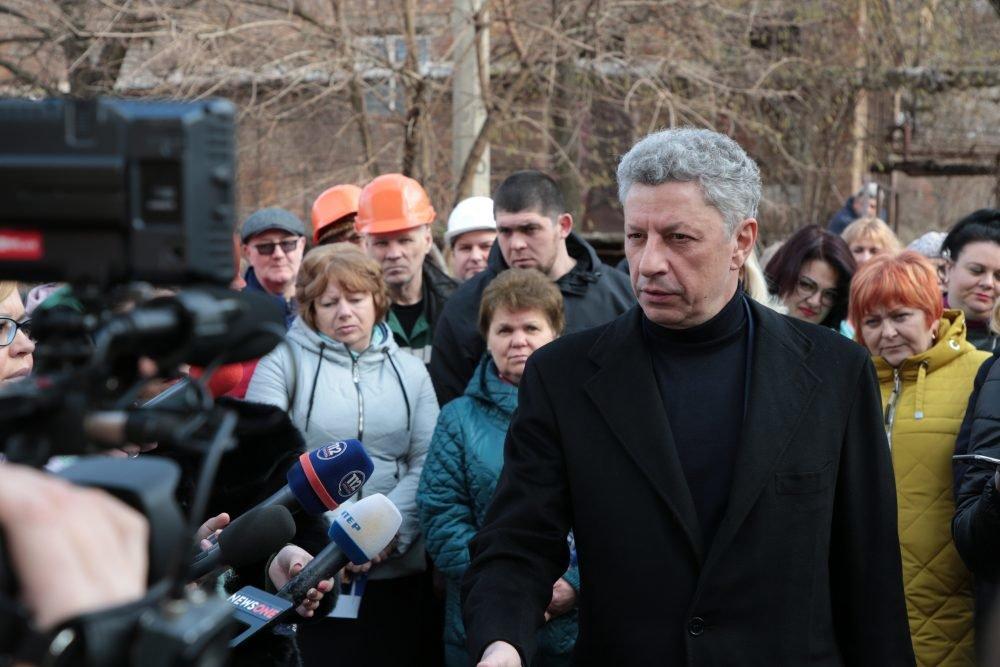 Юрий Бойко в Кривом Роге рассказал, как можно снизить цену на газ, фото-1