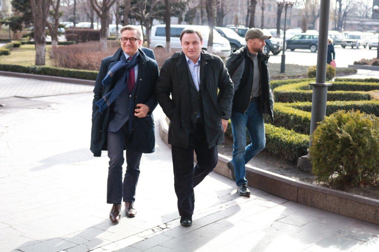 Сергей ТАРУТА: - ДМК я никогда не брошу, комбинат должен жить и работать!, фото-1