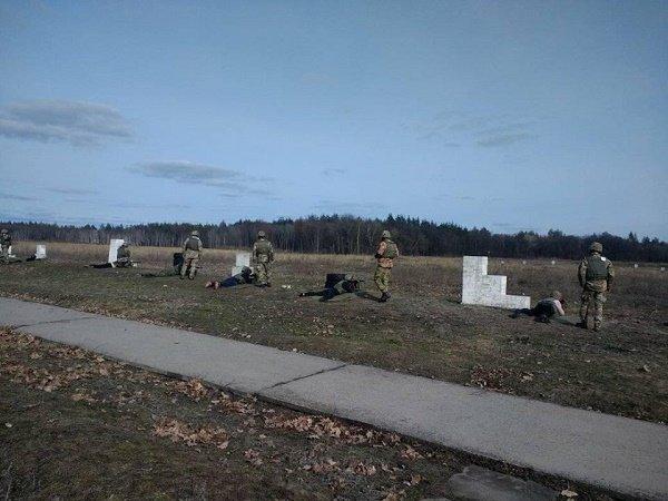 Юноши Каменского участвовали в боевых стрельбах на базе военной части ВСУ, фото-2