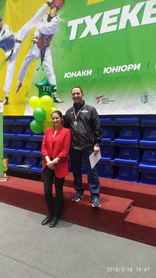 Каменские тхэквондисты стали призерами чемпионата Украины, фото-3
