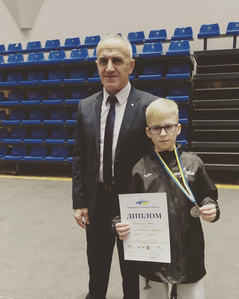 Каменские тхэквондисты стали призерами чемпионата Украины, фото-4