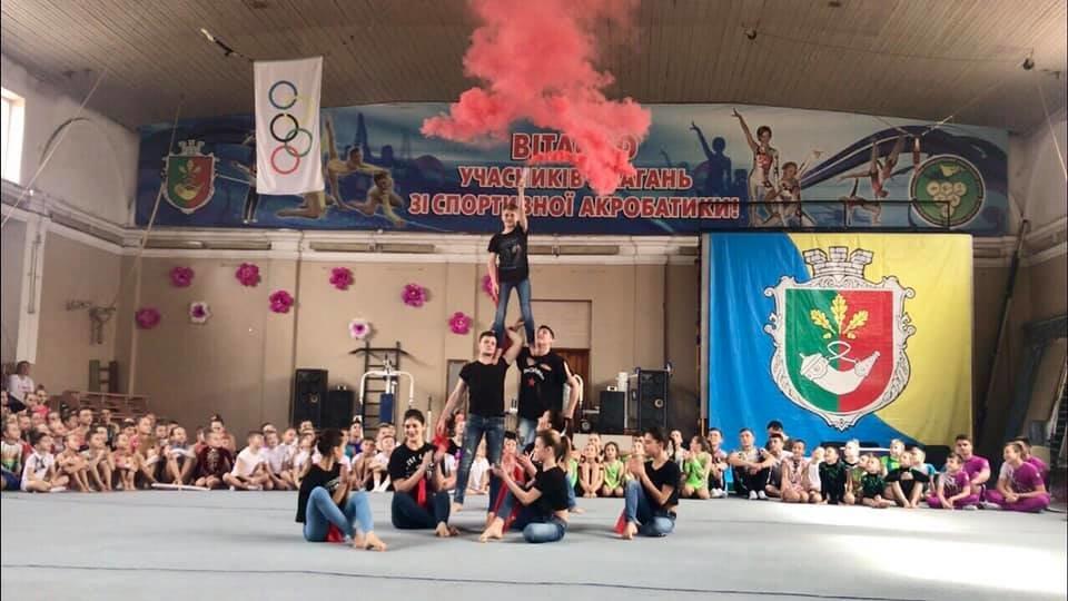 Каменские акробаты завоевали награды на открытом турнире в Кривом Роге, фото-1