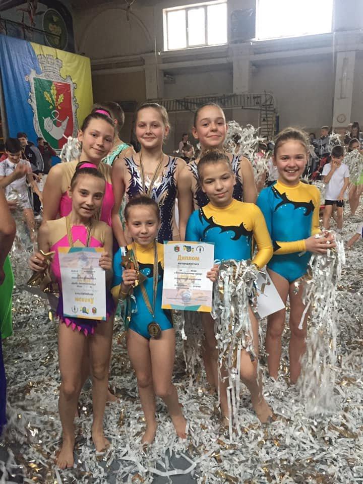 Каменские акробаты завоевали награды на открытом турнире в Кривом Роге, фото-3
