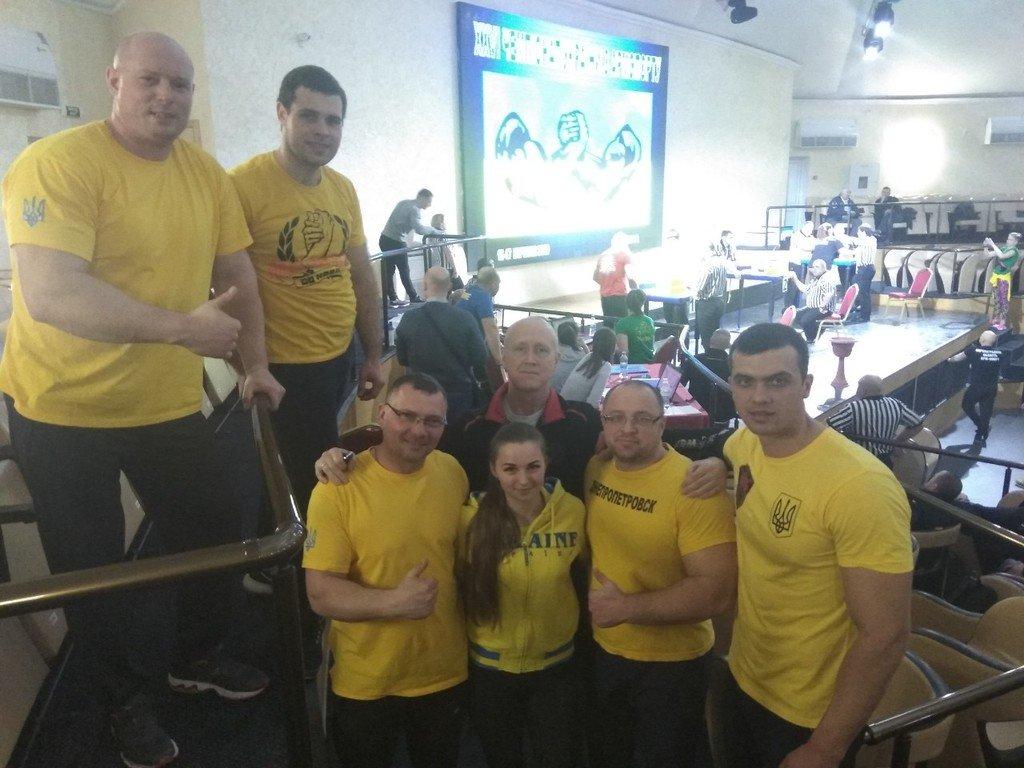 Каменчанка стала призером чемпионата Украины по армспорту, фото-2