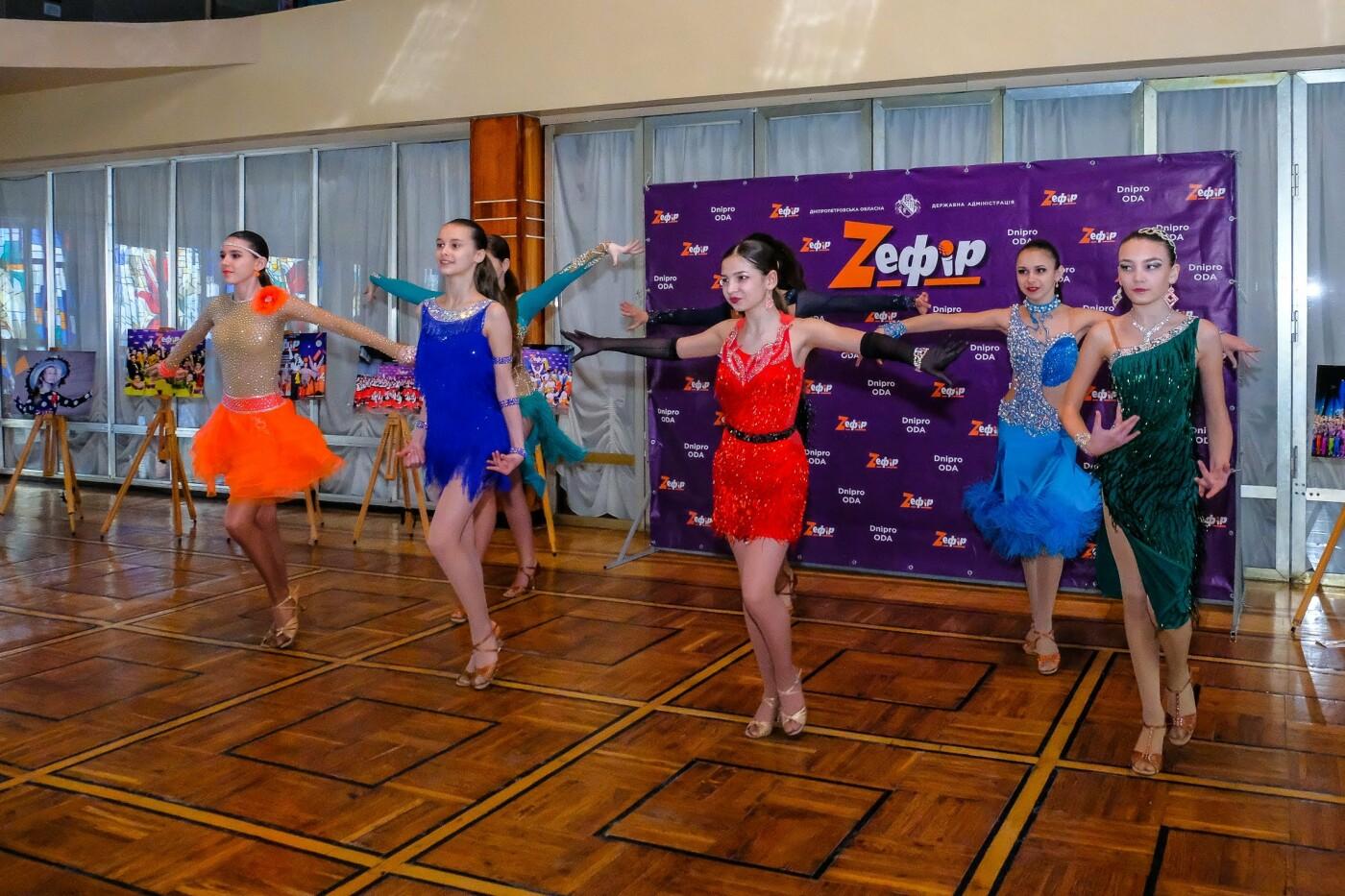 На пути к мечте: юные таланты «зажгли» сцену талант-фестиваля «Z_ефир» в Каменском, фото-10