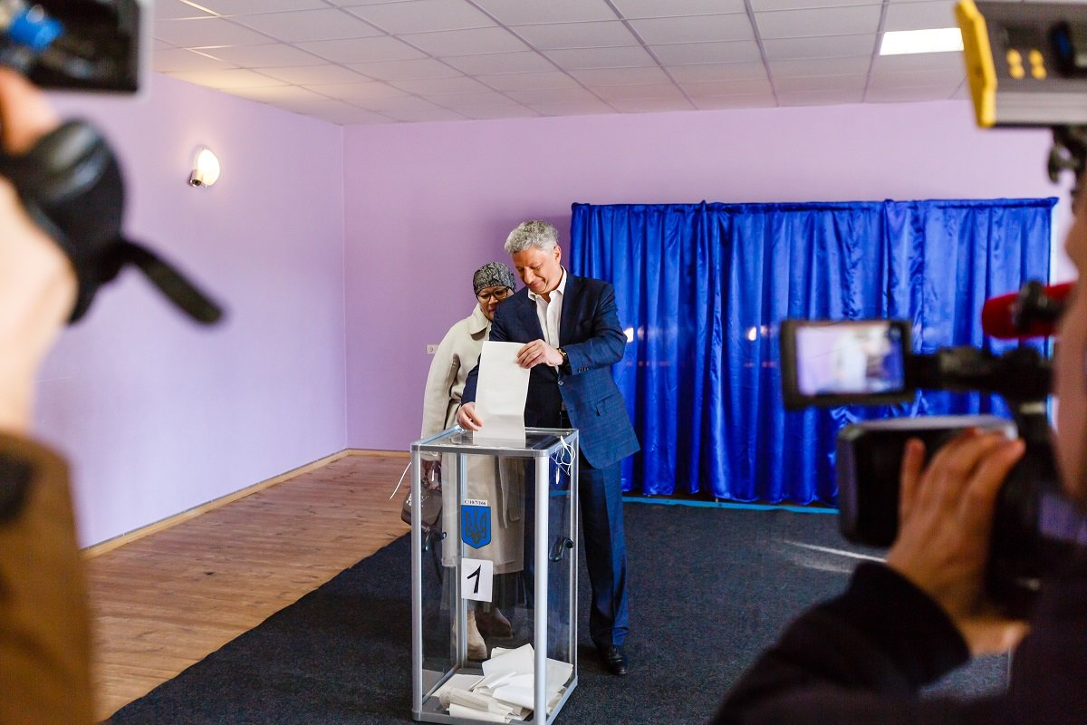 Юрий Бойко: Я проголосовал за мир и лучшее будущее для Украины, фото-2