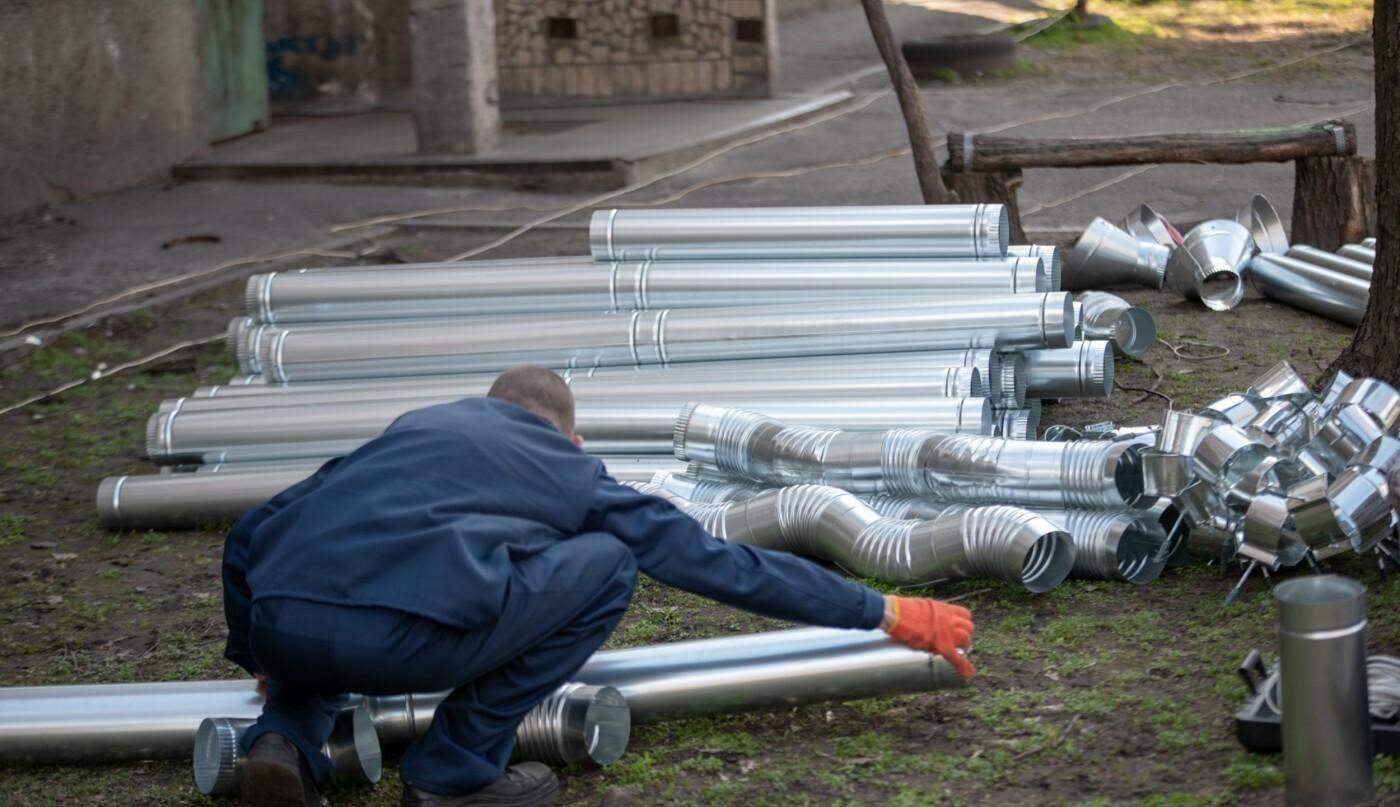 В Каменском стартовал капитальный ремонт крыш, фото-3
