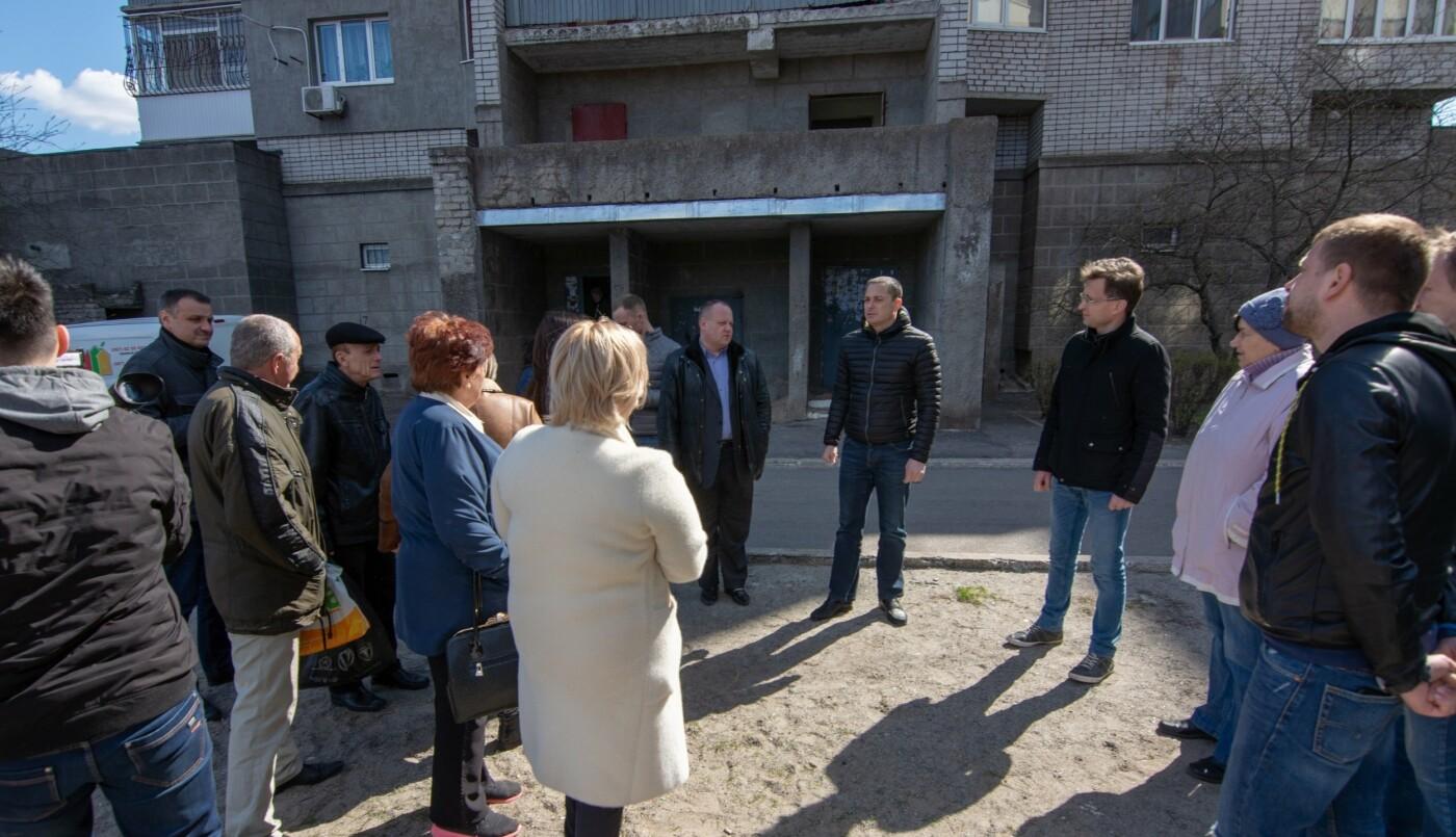 В Каменском стартовал капитальный ремонт крыш, фото-6