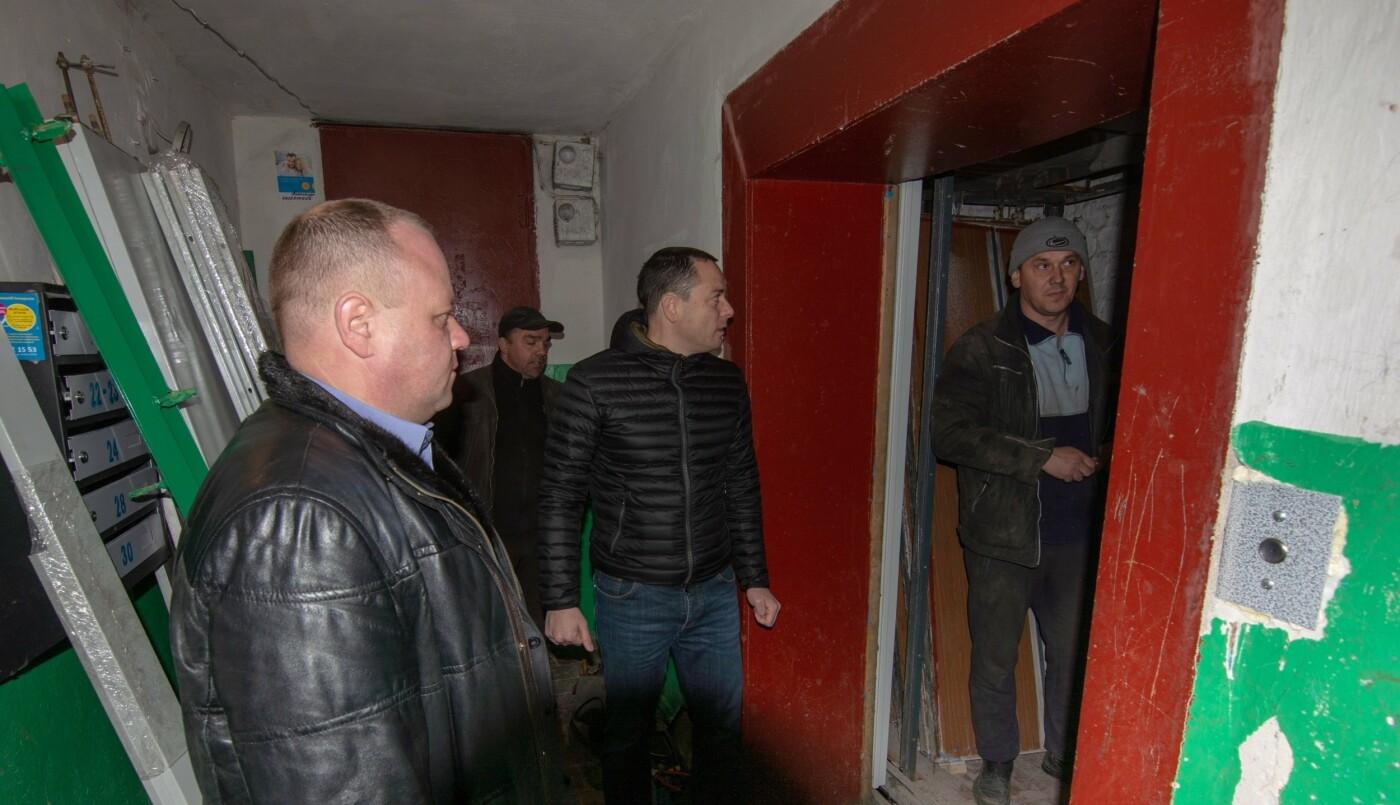 В Каменском стартовал капитальный ремонт крыш, фото-4