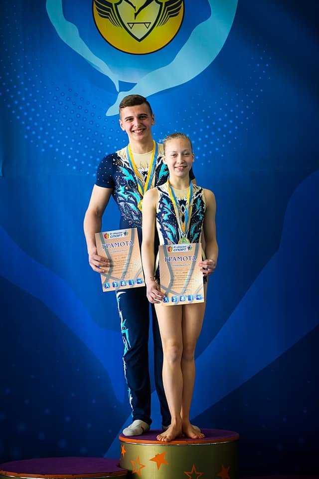 В Каменском прошел чемпионат города по спортивной акробатике, фото-6