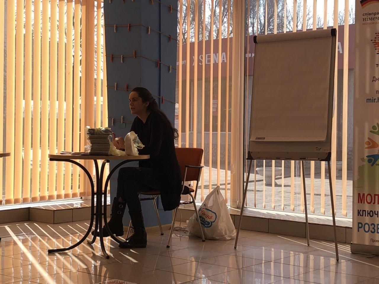 «Твой голос решает все»: в Каменском прошел тренинг для молодежи, фото-3