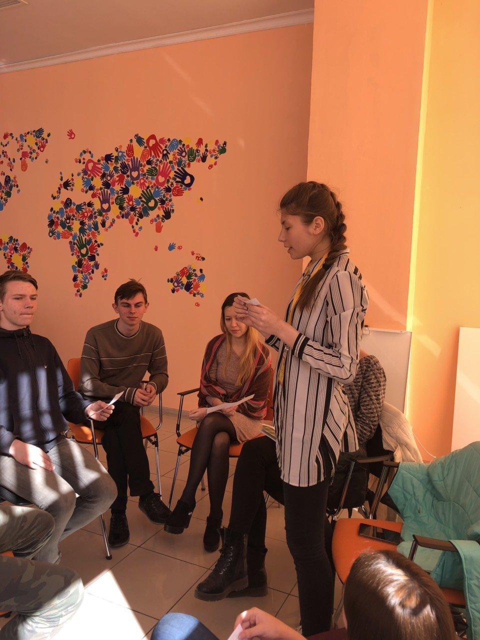 «Твой голос решает все»: в Каменском прошел тренинг для молодежи, фото-4