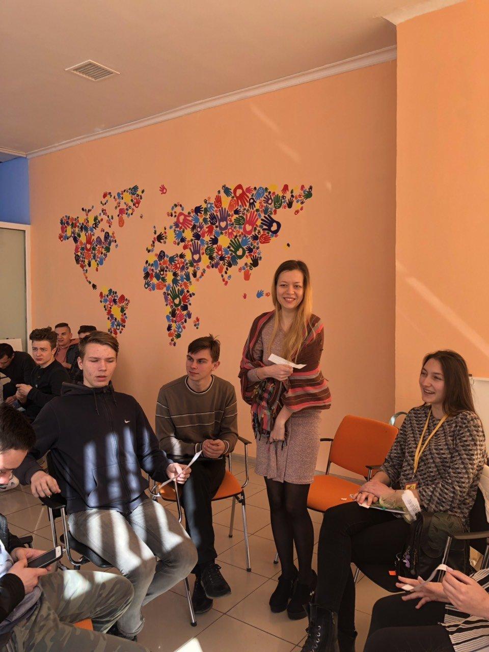 «Твой голос решает все»: в Каменском прошел тренинг для молодежи, фото-5