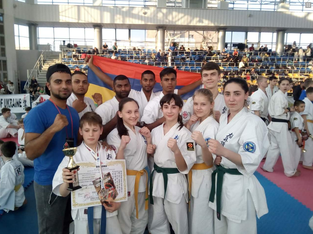 Каменские каратисты привезли 5 наград с международного турнира, фото-2