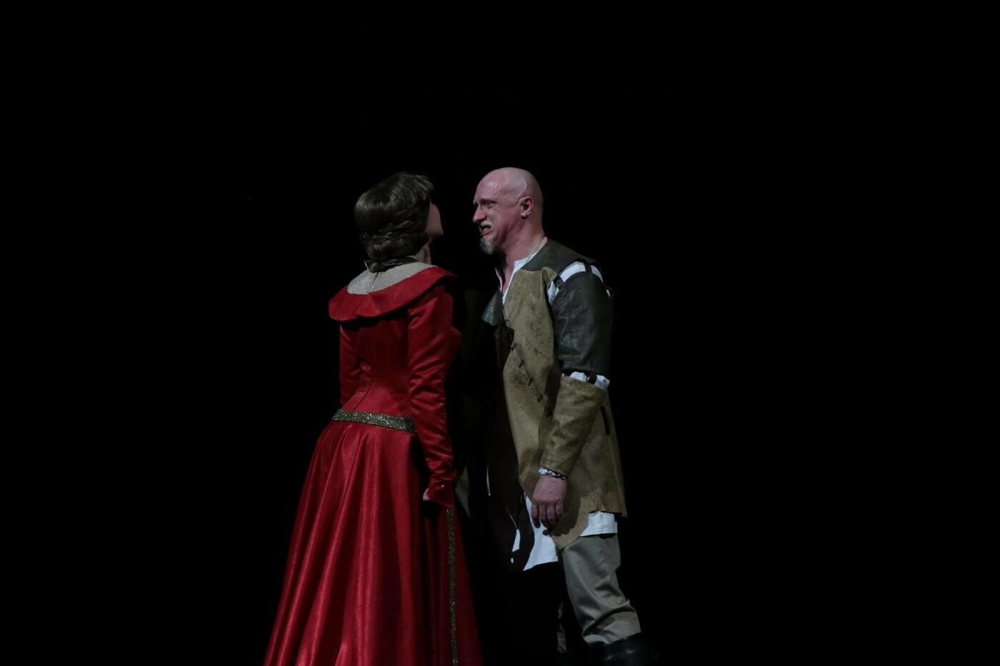 В Каменском театре показали историю любви и ненависти длиною в жизнь, фото-1