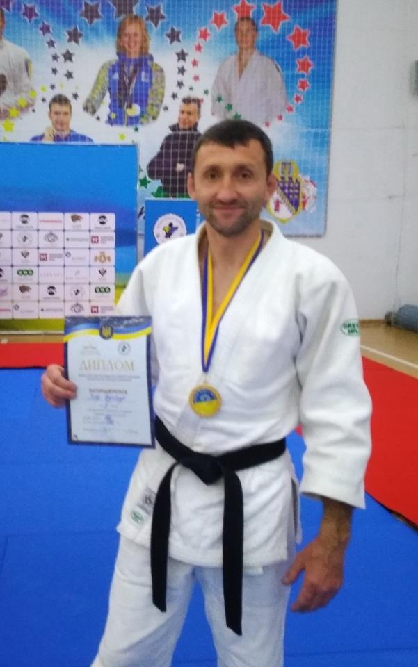 Каменчанин стал призером чемпионата Украины по дзюдо, фото-2
