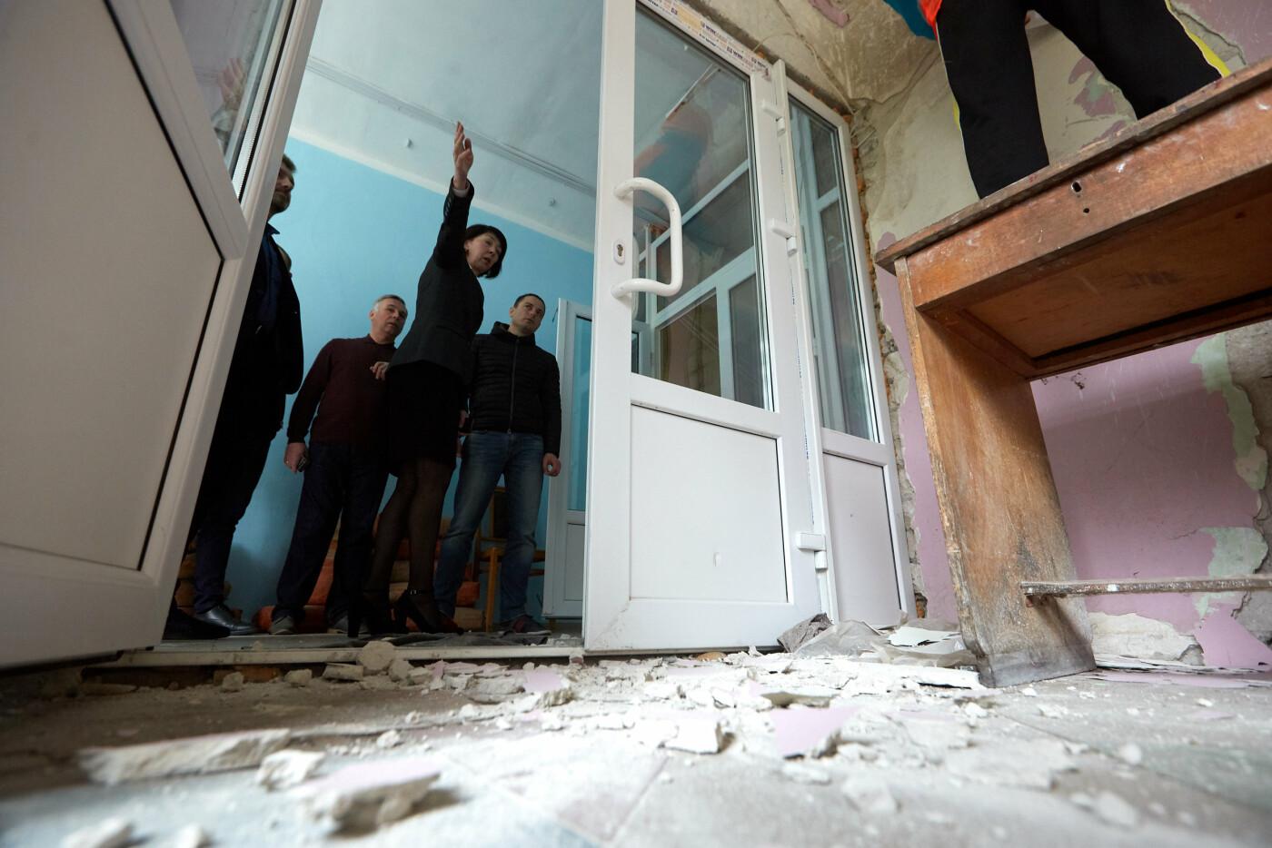 В Каменском завершается реконструкция отделений реабилитации для детей с инвалидностью, фото-2