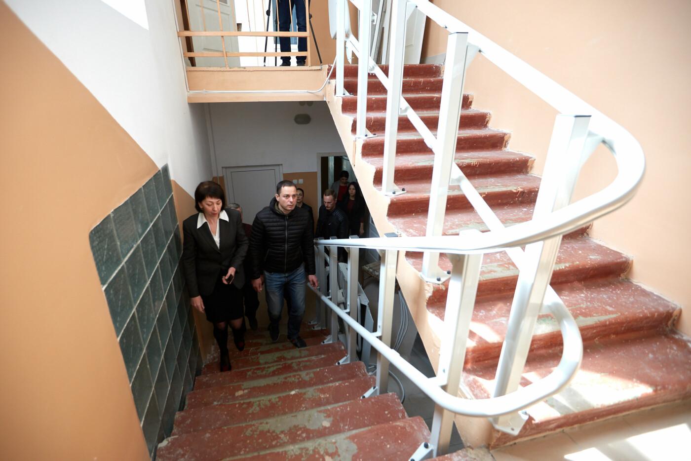 В Каменском завершается реконструкция отделений реабилитации для детей с инвалидностью, фото-3