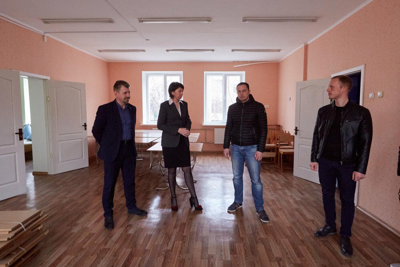 В Каменском завершается реконструкция отделений реабилитации для детей с инвалидностью, фото-4