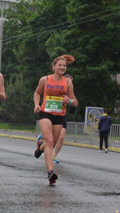 Каменские спортсмены поучаствовали в международном марафоне, фото-1
