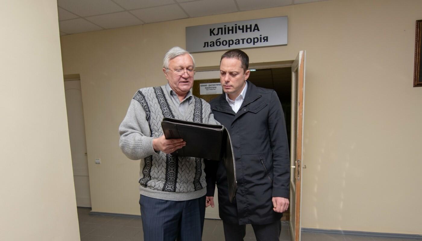 В Каменском ремонтируют больницы и создают Центр реабилитации, фото-4