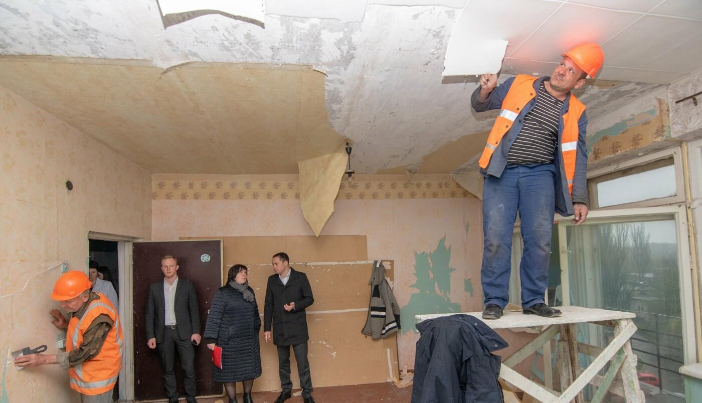 В Каменском ремонтируют больницы и создают Центр реабилитации, фото-3